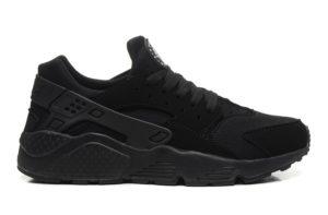 Nike Huarache черные (35-45)
