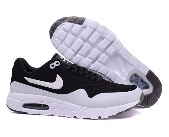 Nike Air Max черно-белые (39-45)