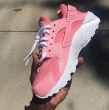 Nike Air Huarache розовые (35-40)