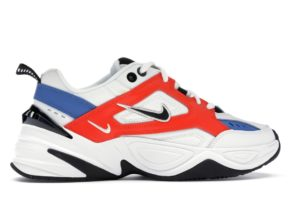 Nike m2k tekno white red blue 35-44