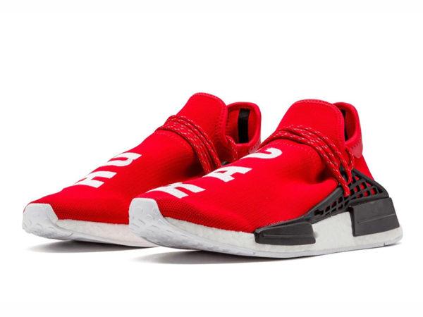 Adidas NMD Human Race красные (40-43)