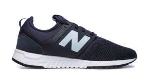 New Balance 247 синие с белым (35-44)