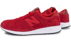 New Balance 420 красные (35-39)