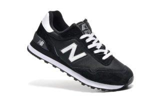 New Balance 515 (Black/White) (39-44)