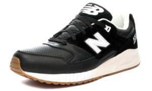 New Balance 530 Athleisure X черные с белым (40-44)