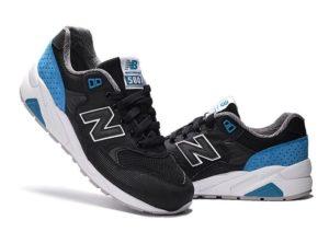 New Balance 580 (Black/Blue) (35-39)