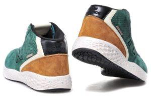 New Balance 988 зеленые с коричневым (39-43)