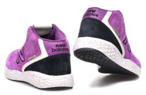 New Balance 988 фиолетовые с черным (35-38)