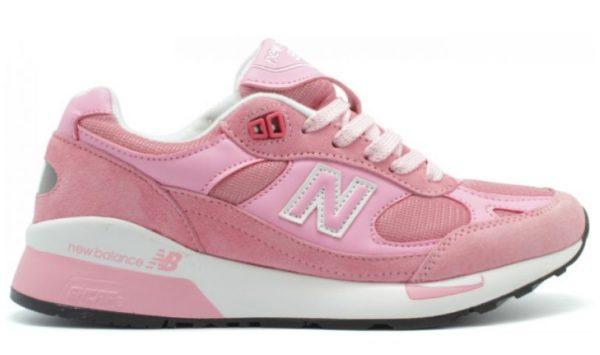 New Balance 991.5 розовые (Pink) (35-38)