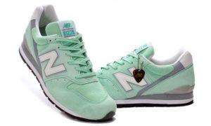 New Balance 996 бирюзовые (35-39)