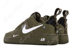 Nike Air Force 1 07 LV8 Utility зеленые (35-44)