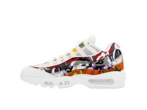 Nike Air Max 95 95 erdl party белые (35-39)