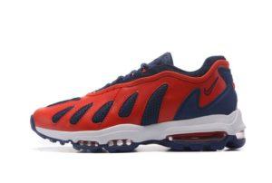 Nike Air Max 96 XX красные с синим (40-45)