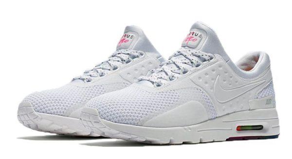 Nike Air Max Zero белые (40-44)