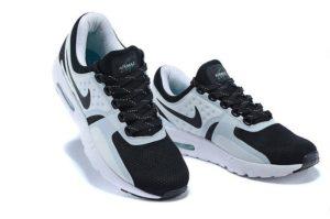 Nike Air Max Zero (Black/White) черные с белым (40-44)