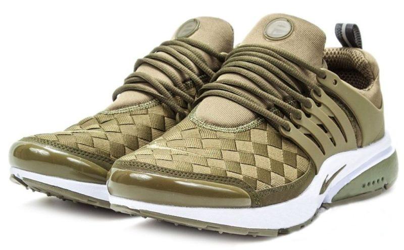 Nike Air Presto SE Woven зеленые (40-44)