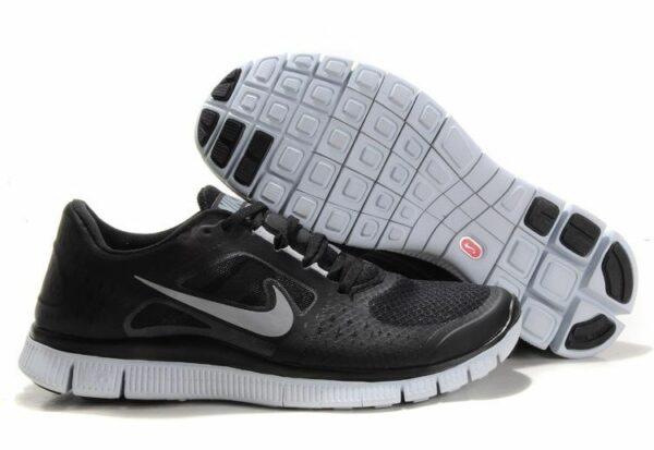 Nike Free Run 5.0 черные (40-44)