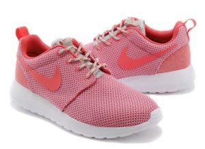 Nike Roshe Run красные (35-39)