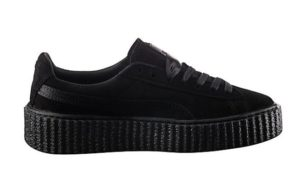 Puma by Rihanna Creeper (All black) 36-39