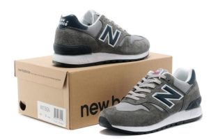New Balance 670 серые (40-44)