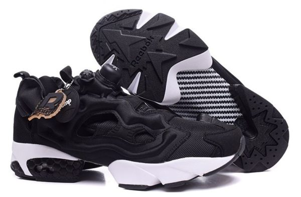 Reebok Insta Pump Fury (Black/White) (35-44)