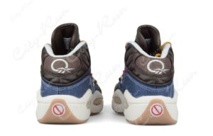 Reebok Question Mid синие (40-44)