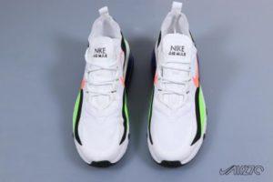 Nike Air Max 270 бело-зеленые (35-44)