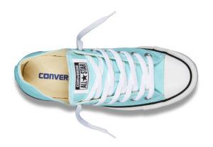 Converse All Star низкие бирюзовые (35-39). Конверс Ол Стар