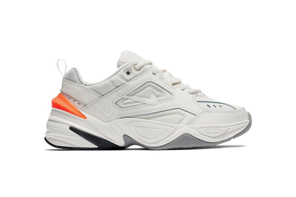 79bda4b3 Nike m2k tekno white белые с оранжевым 35-44 — купить в Москве ...