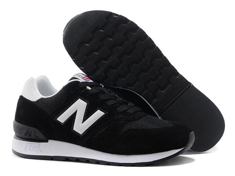 Кроссовки New Balance 670 черные с белым (35-44)