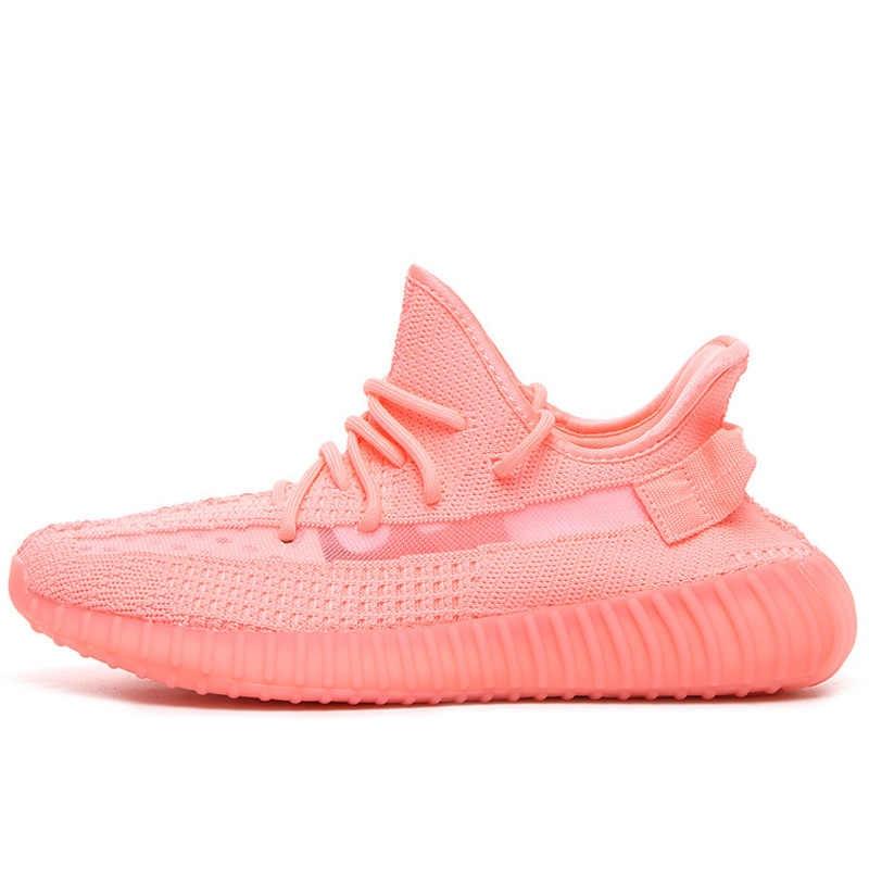 yeezy 350 static pink