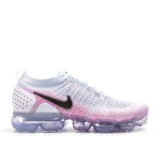 Nike Air VaporMax Flyknit светло-розовые 35-39