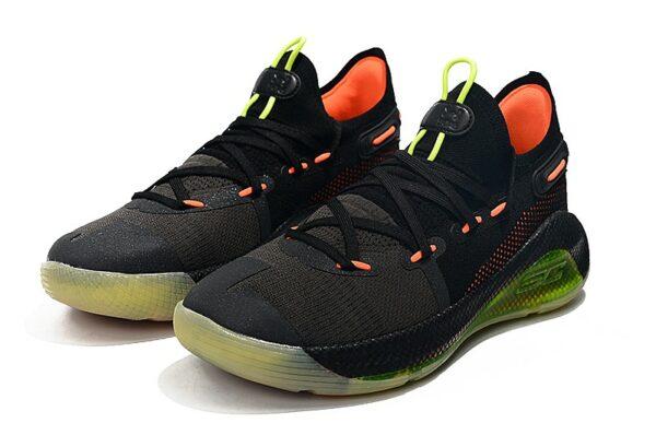 Оранжевые мужские кроссовки