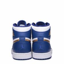 Nike Air Jordan 1 Retro синие-белые (40-44)