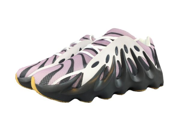 Adidas Yeezy Boost 451 фиолетовые  белые  (35-39)