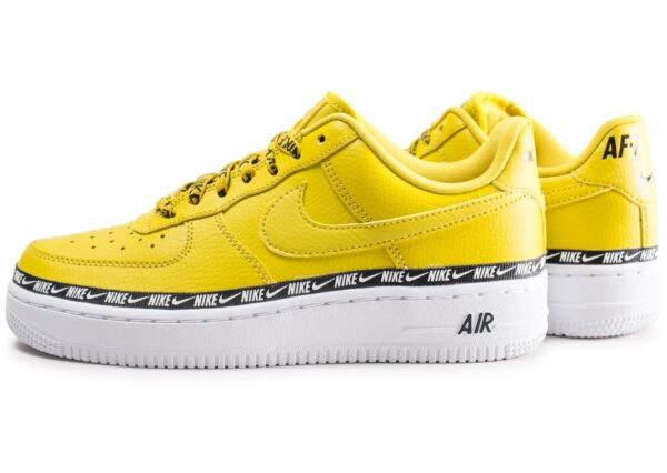 Nike Air Force 1 Lab Low жёлтые (36-40)