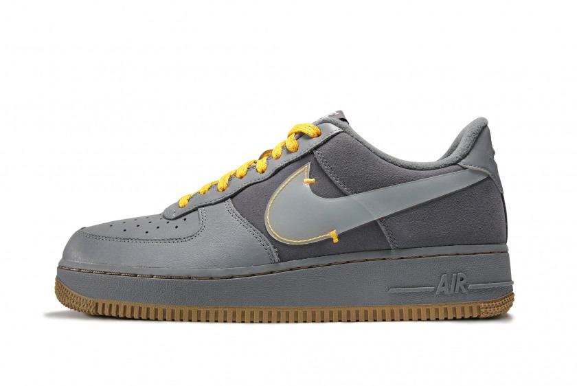 Nike Air Force 1 Low Gore-Tex серые (40