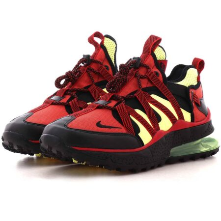 Nike Air Max 270 Bowfin черные-красные-бежевые (40-44)