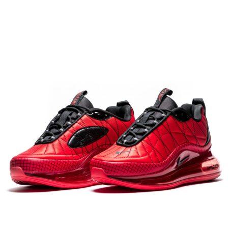 Nike Air Max 720 818 красные с черным мужские (40-44)