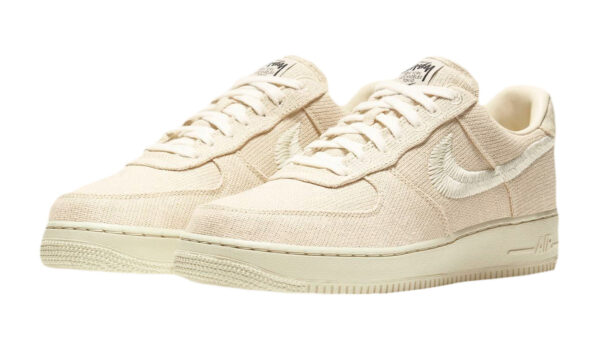 Stussy x Nike Air Force 1 Low бежевые (35-44)